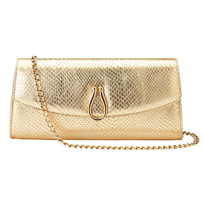 Pippa Middleton Gold Handbag