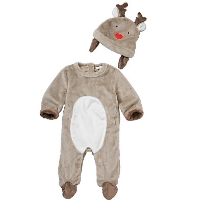 Baby Reindeer Fancy Dress Outfit
