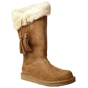 Ugg Plumdale Tall Boots, Chestnut