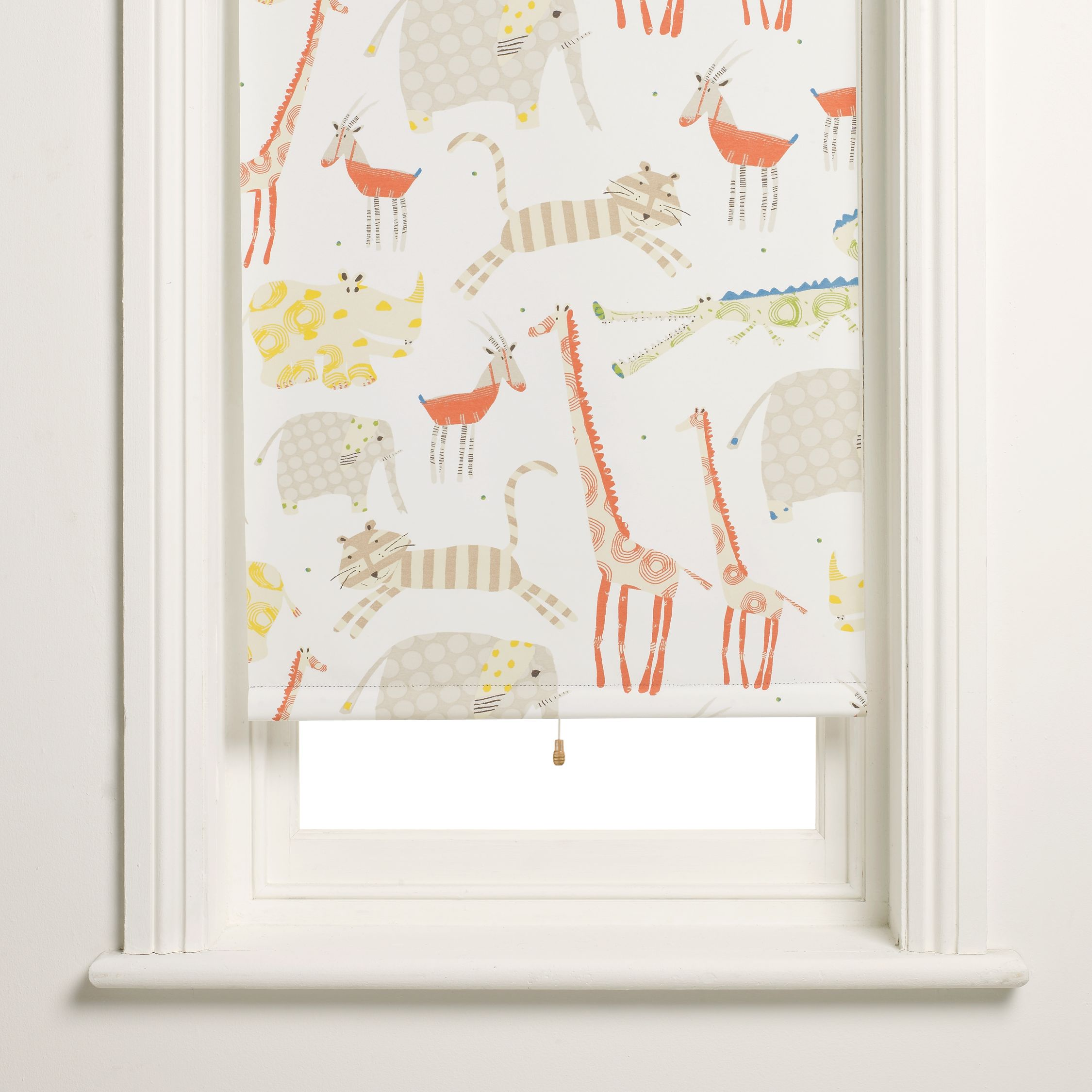 Animal Curtains And Blinds