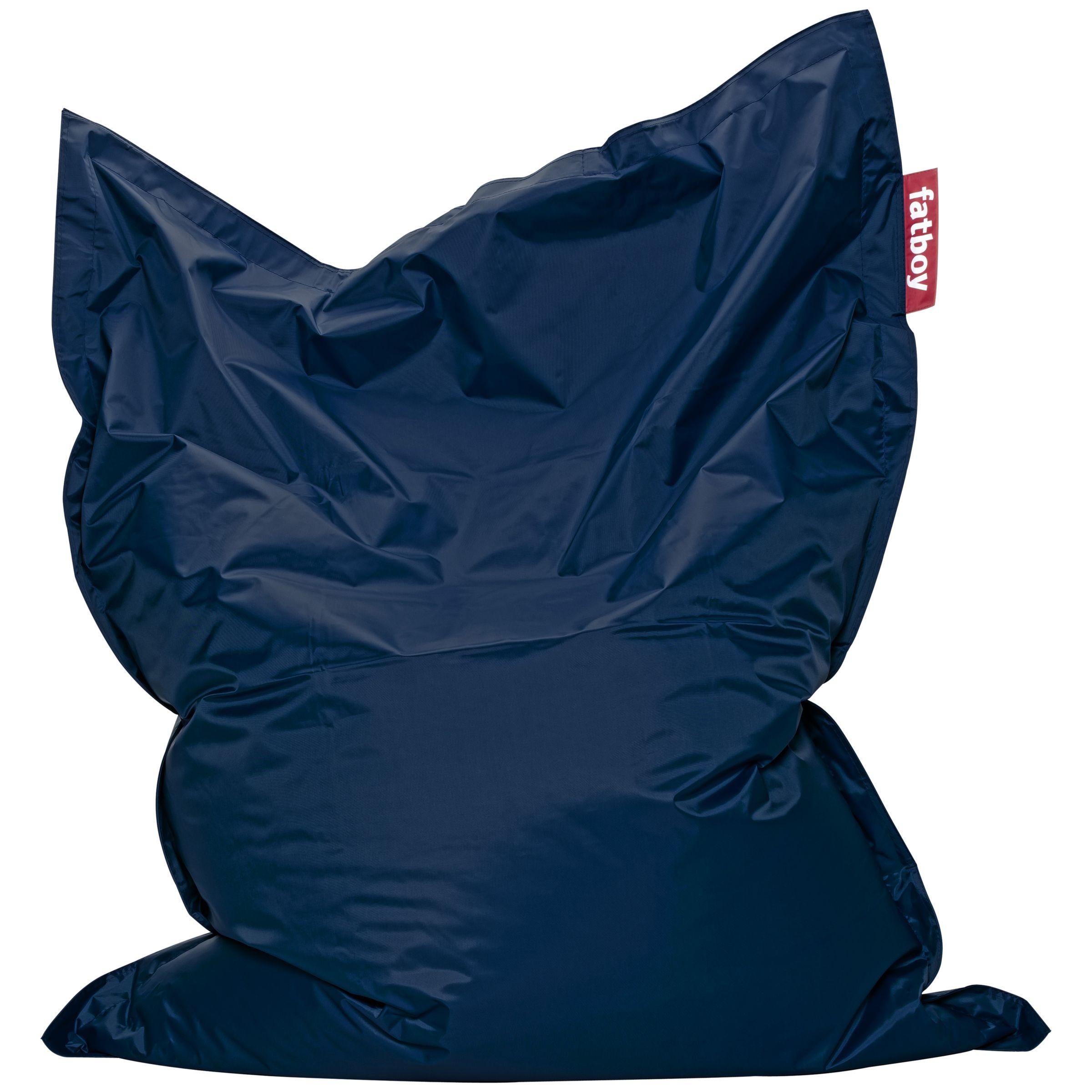 Fat Boy Bean Bag, Navy