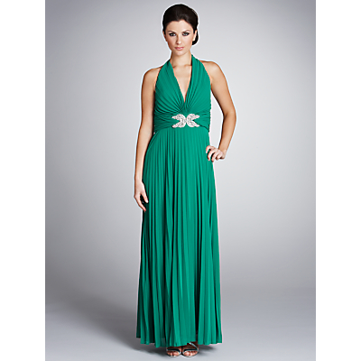 Pippa Middleton Green Evening Dress