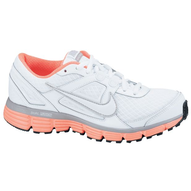 Nike Dual Fusion Womens Running Shoes, White