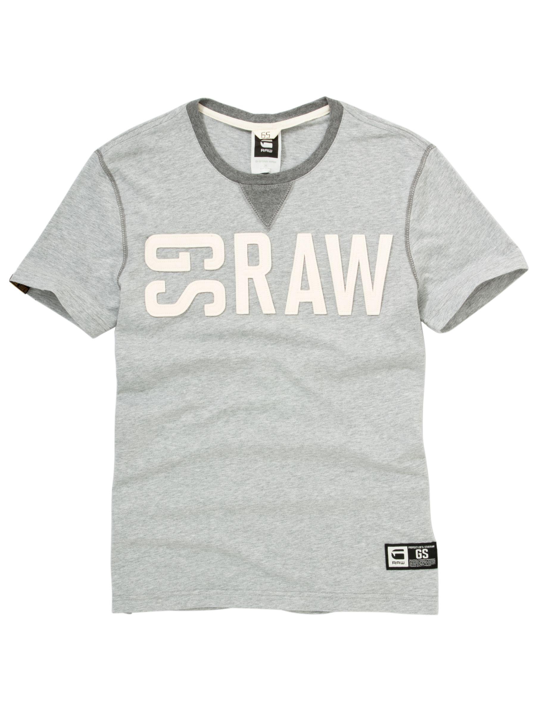 Hawkeye Short-Sleeve T-Shirt, Grey