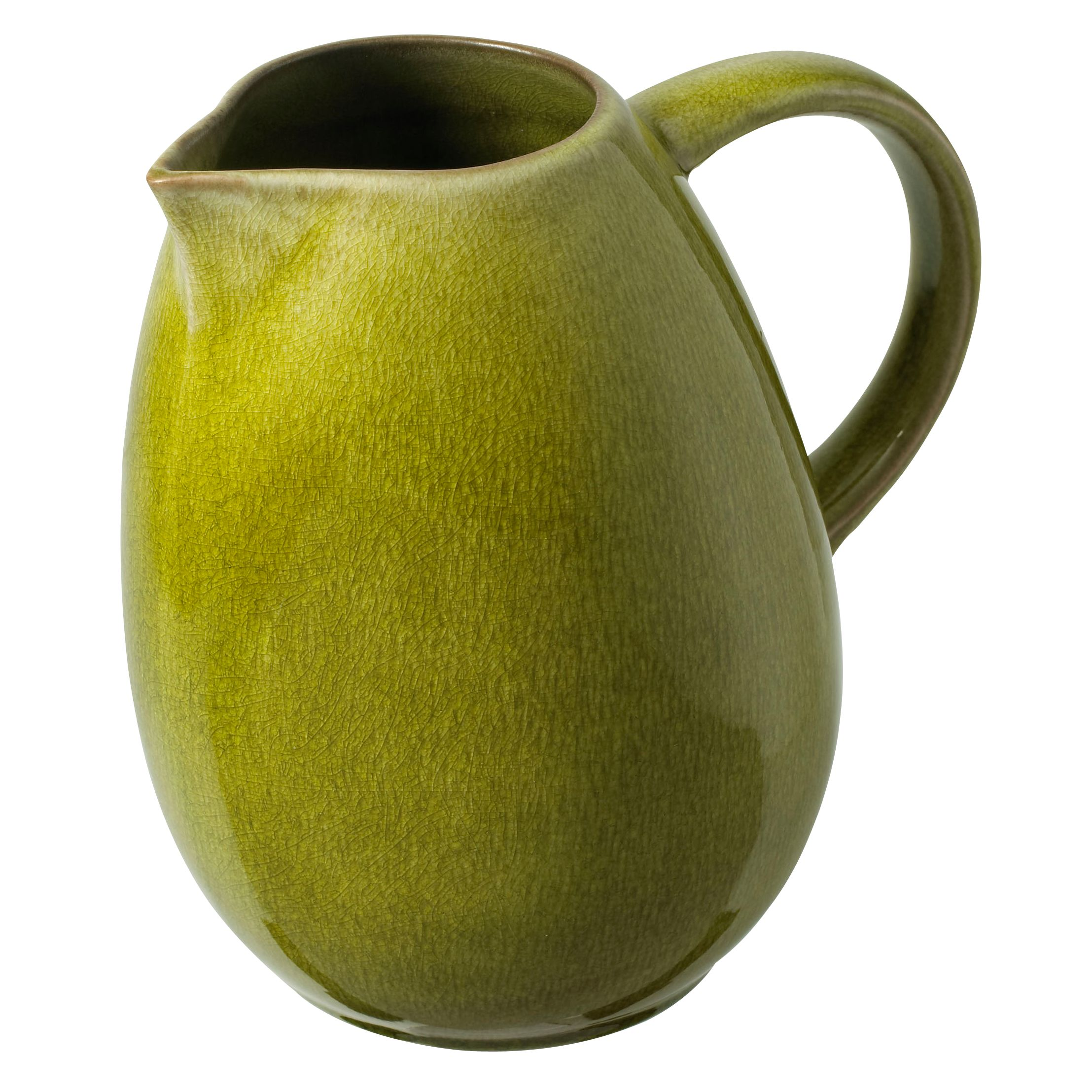 Jars Green Pitchers