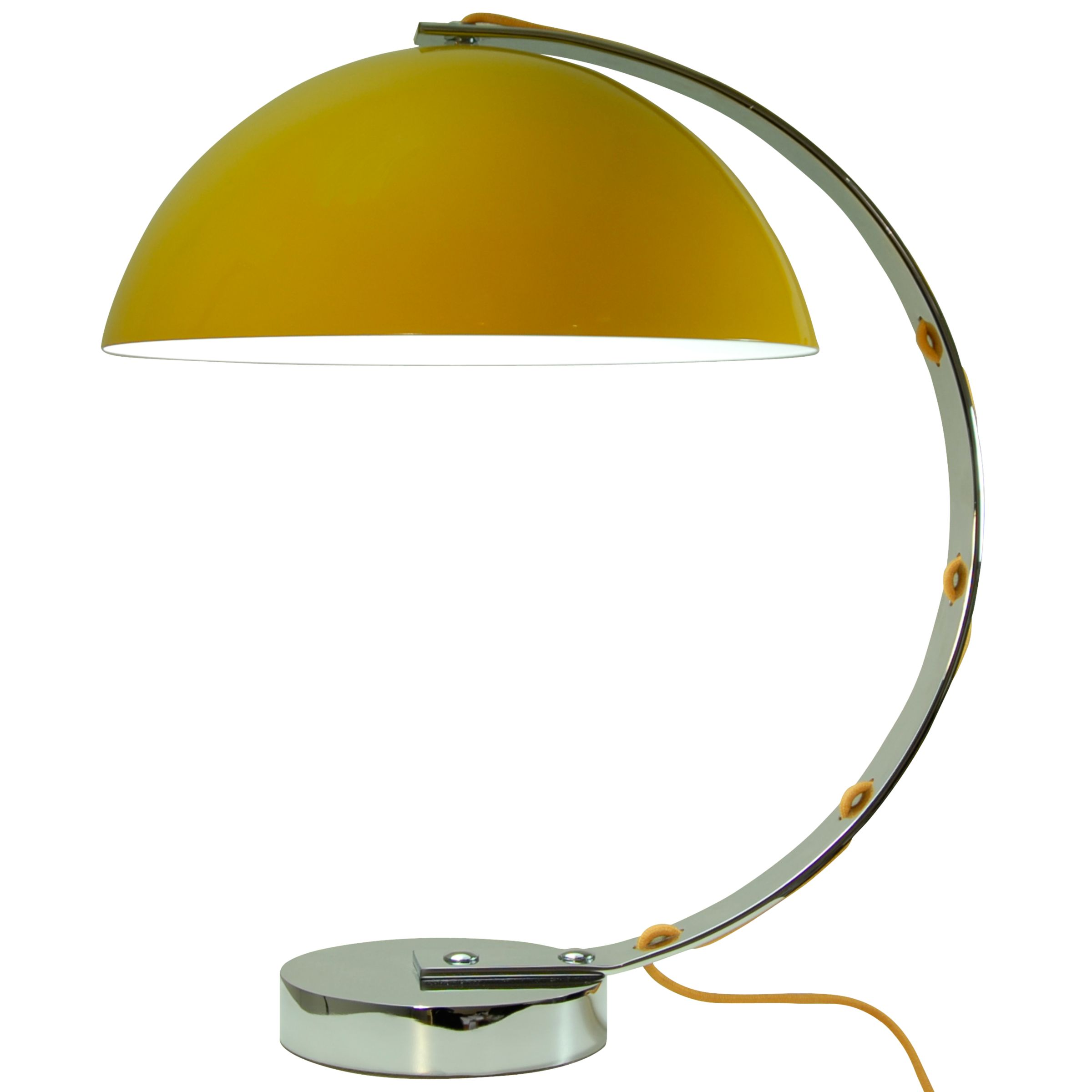 London Desk Lamp, Yellow
