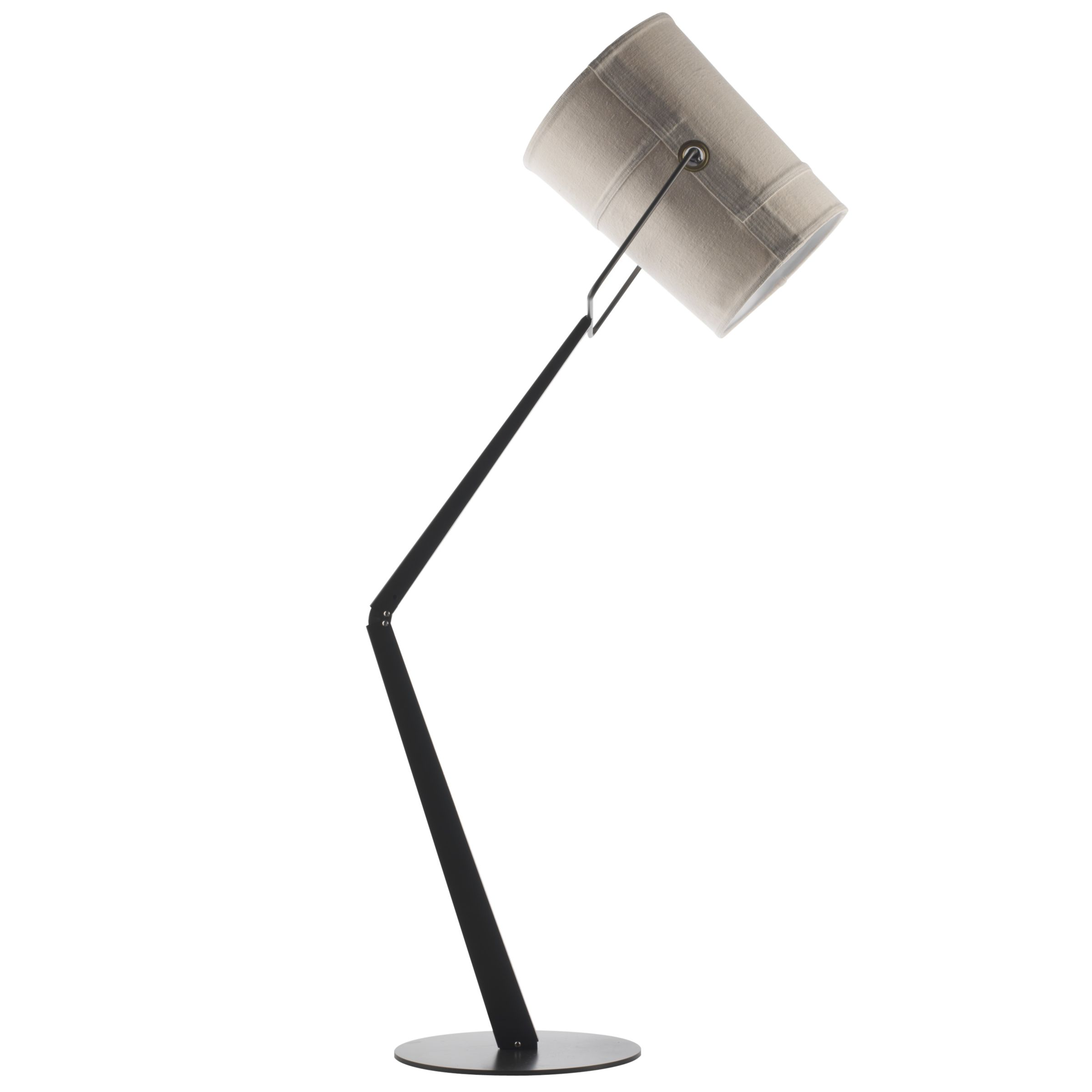 with Foscarini Fork Floor Lamp, Ivory