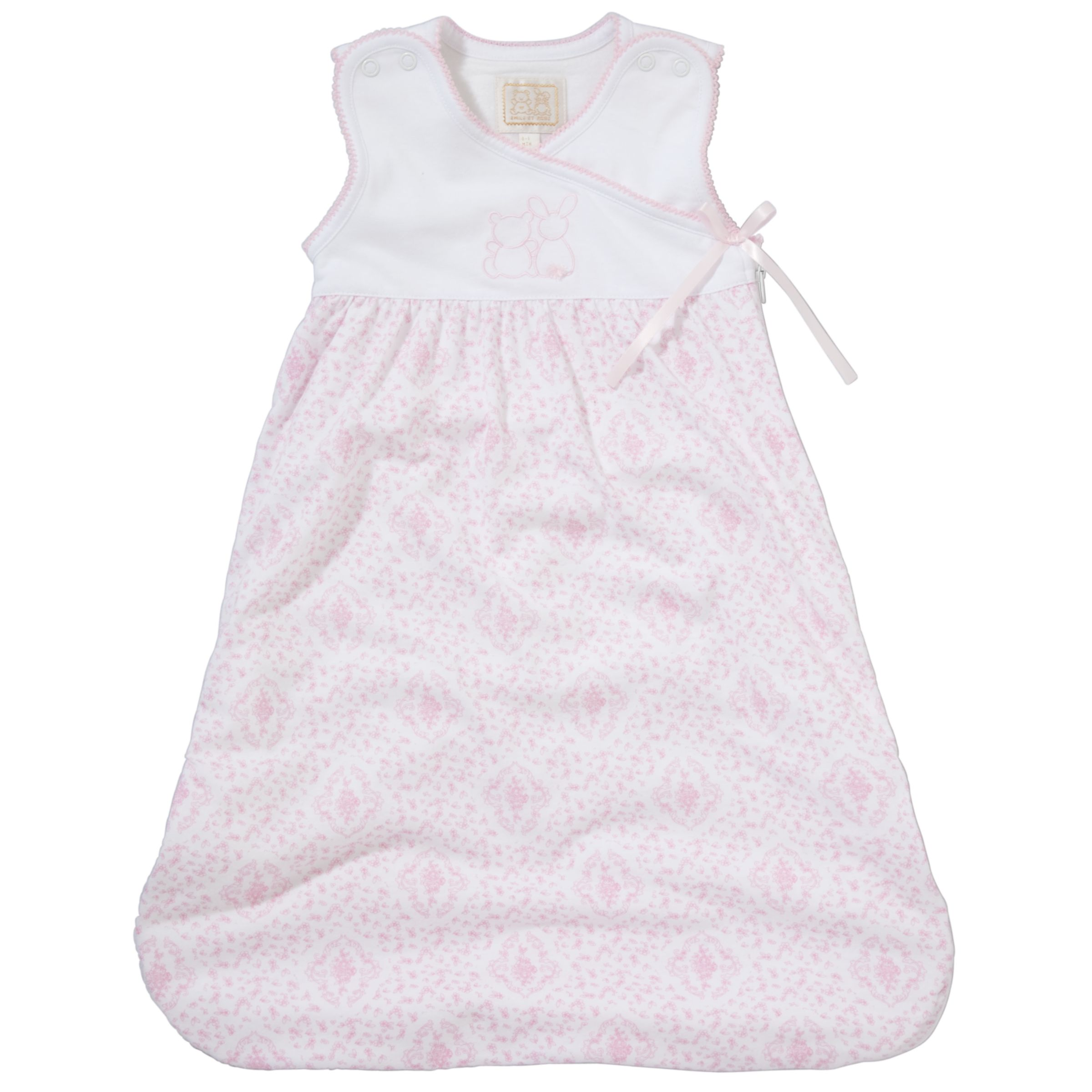 Sleeping Bag, 1 tog, Pink