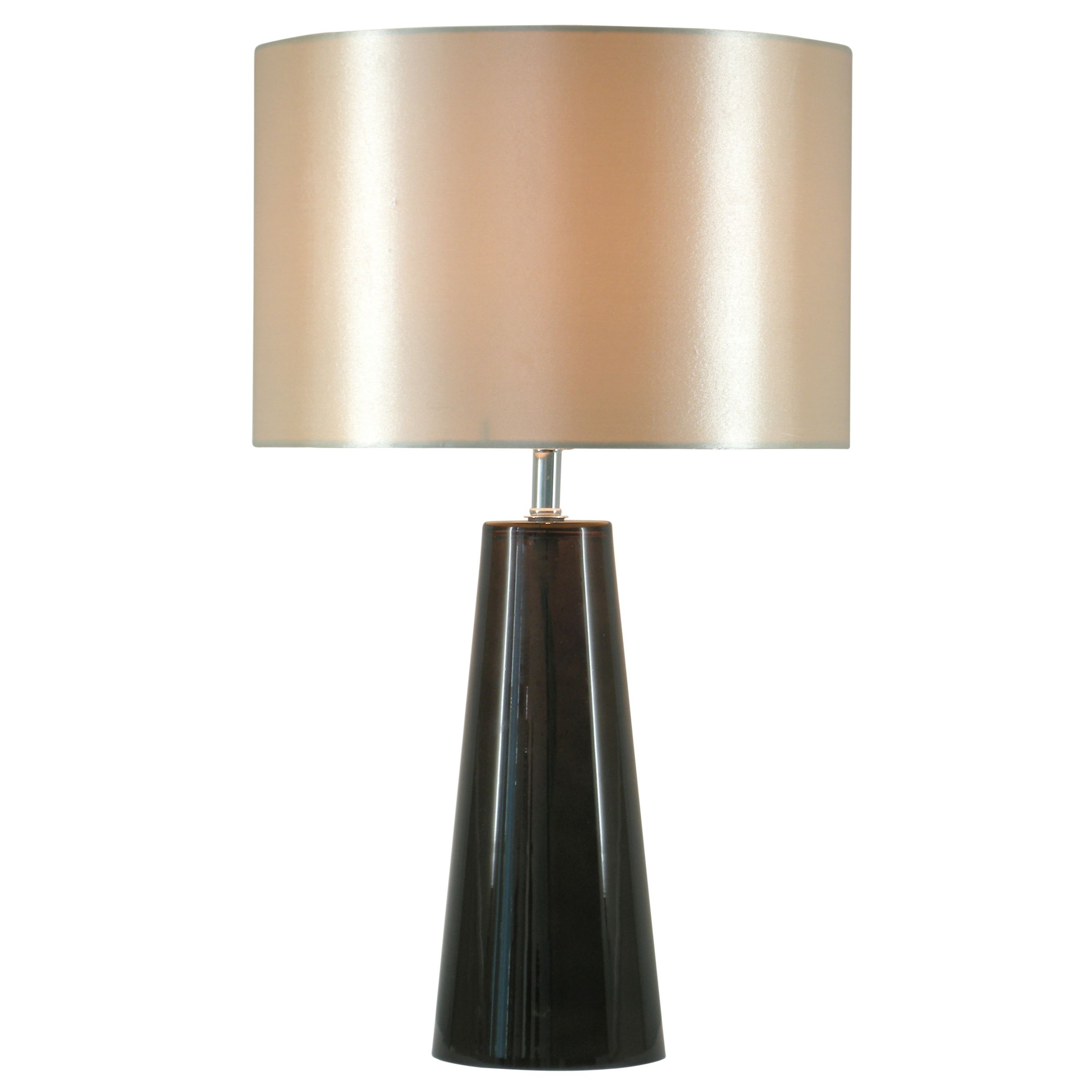 John Lewis Olivia Table Lamp, Graphite