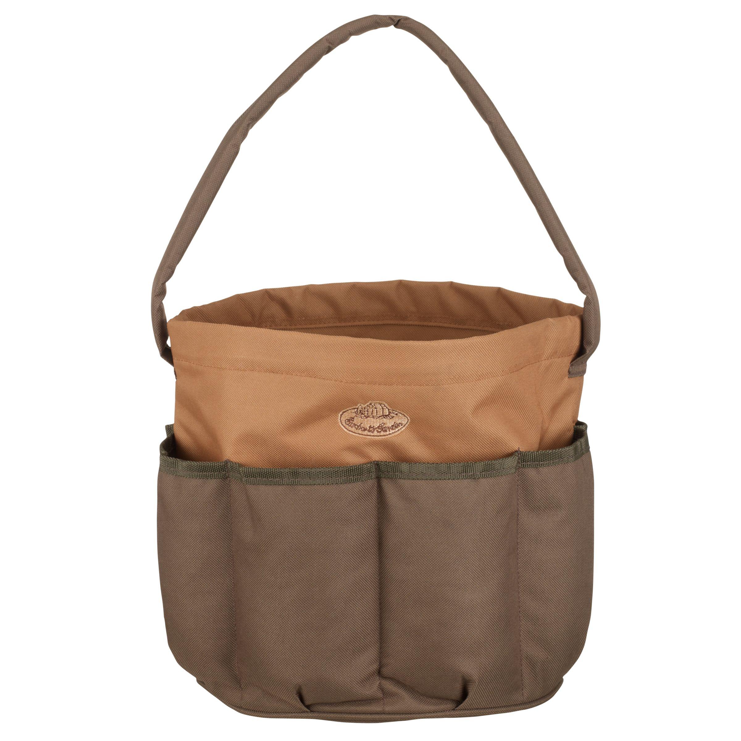 John Lewis Round Garden Tool Bag