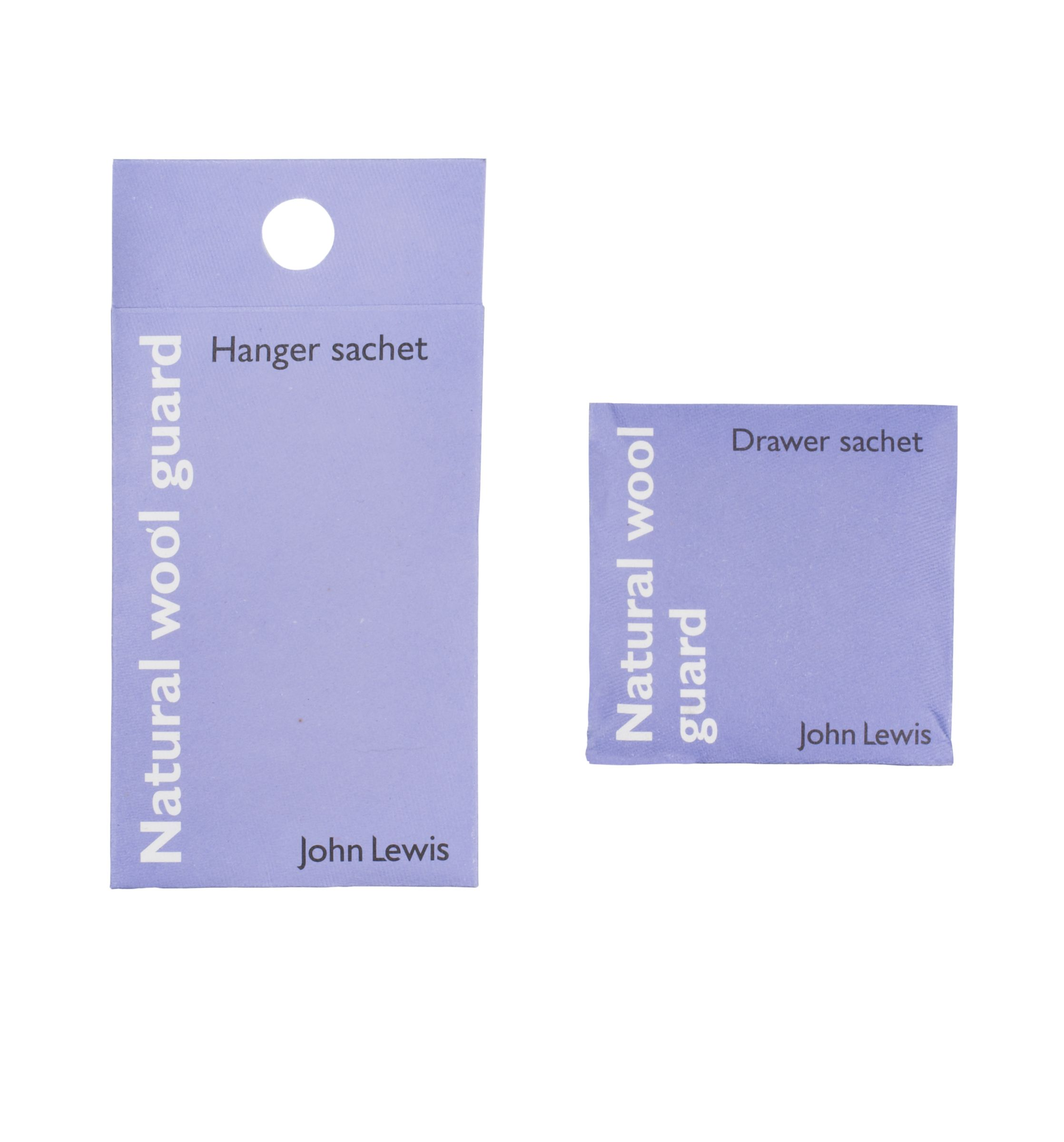 Lewis Anti-Moth Wool Guard Sachets
