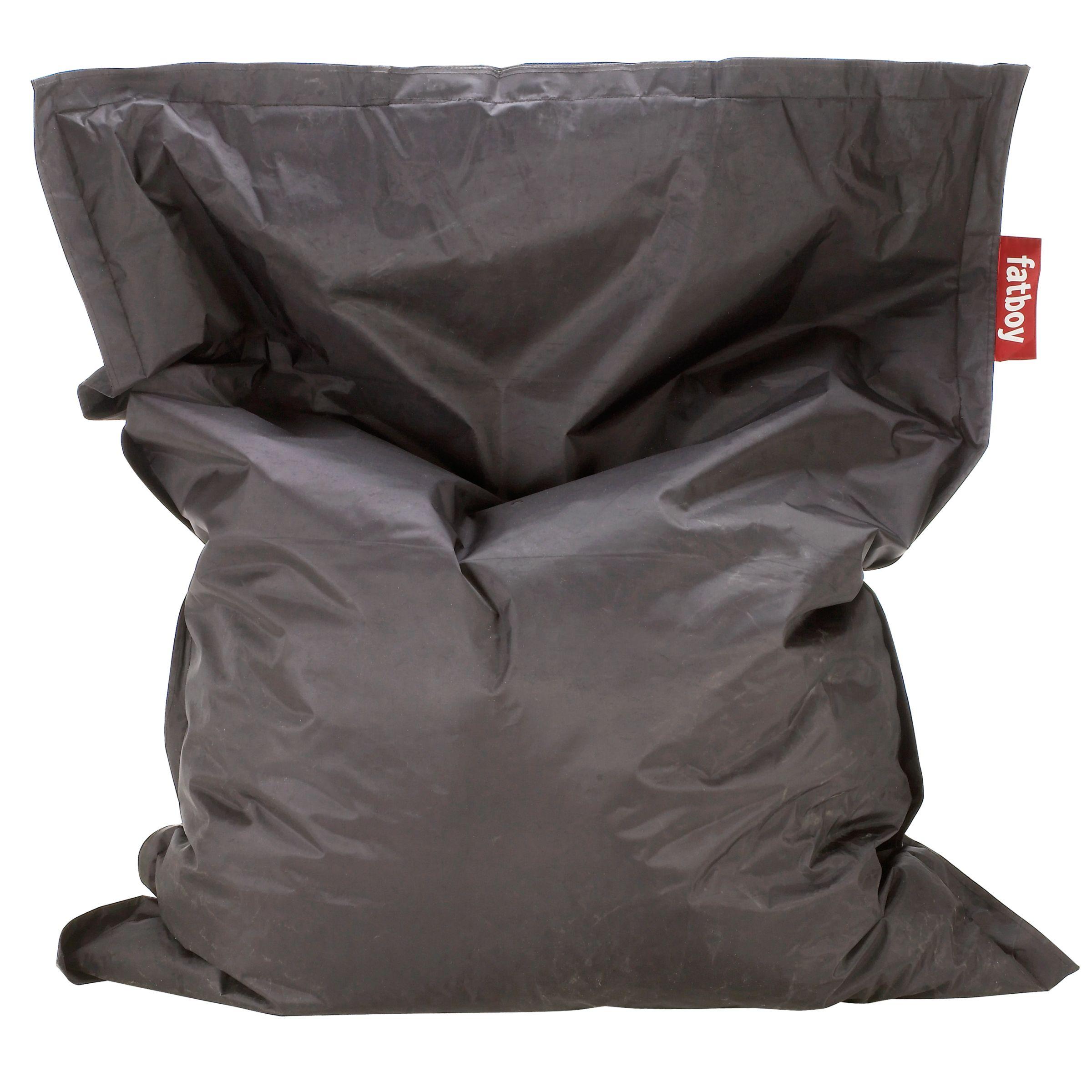 Fat Boy Bean Bag, Grey