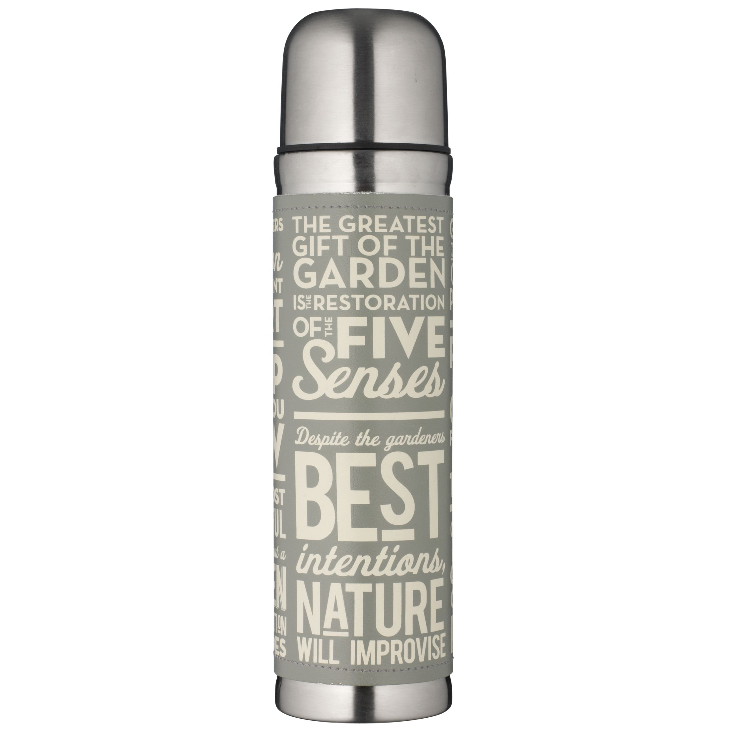 The Thoughtful Gardener Flask, 0.5L