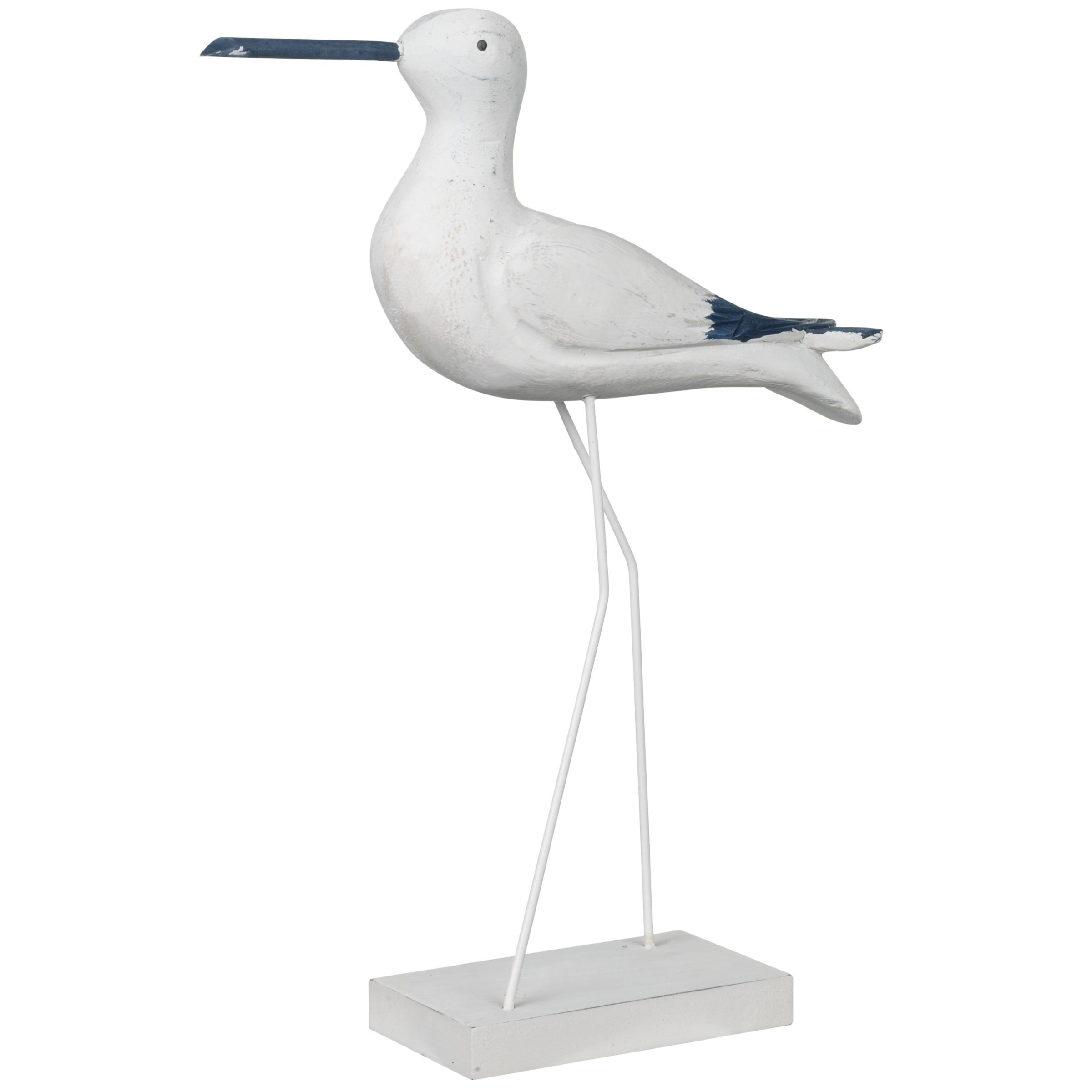 Parlane Wooden Seagull, H37cm
