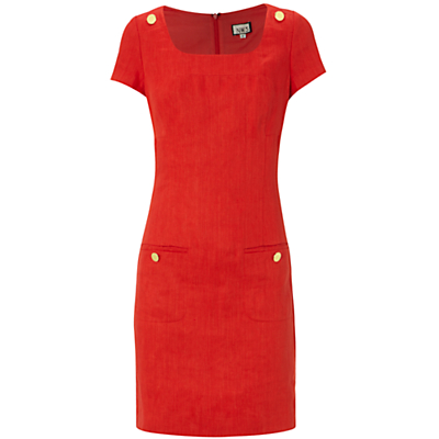 Pippa Middleton Red Dress