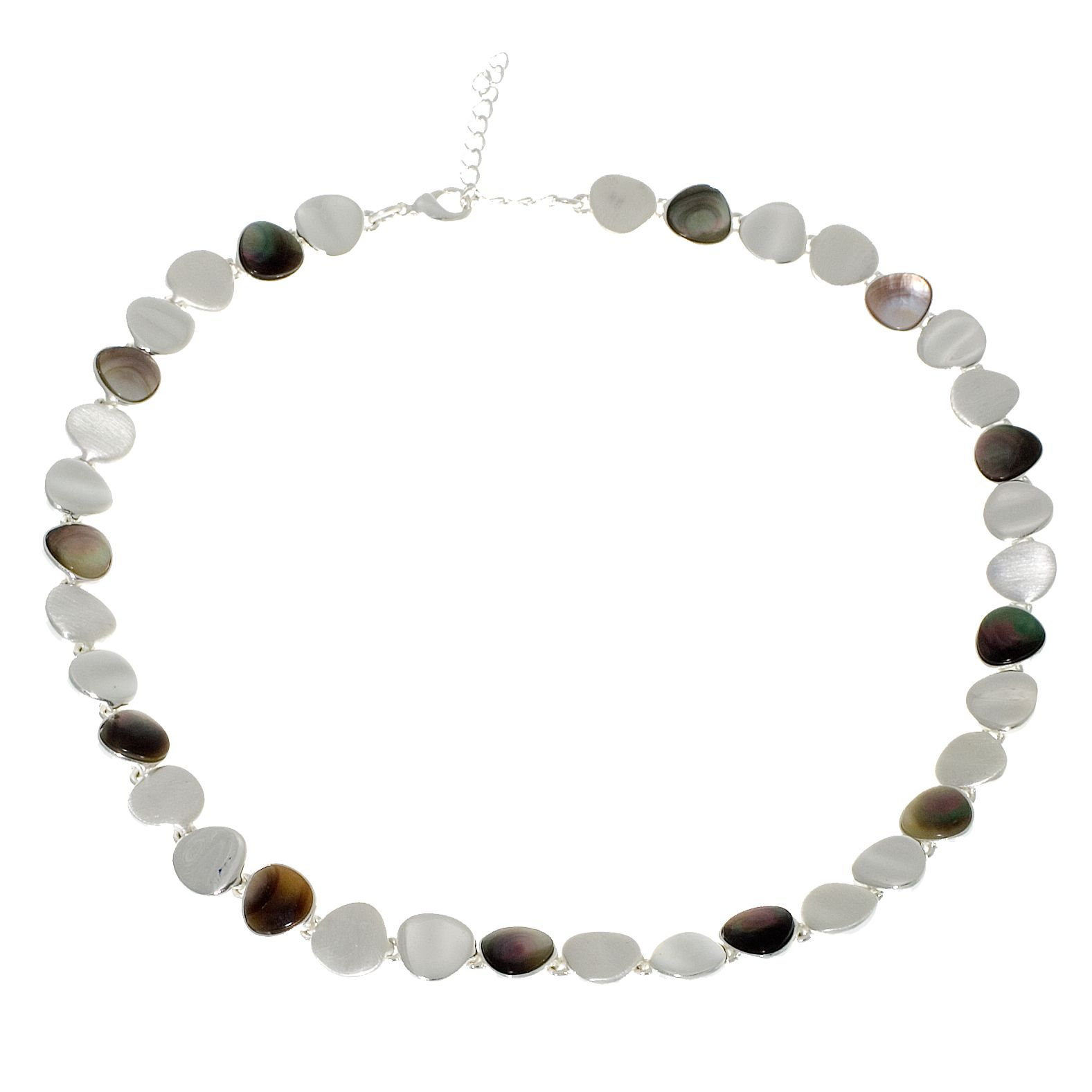 Monet Mother of Pearl Necklace