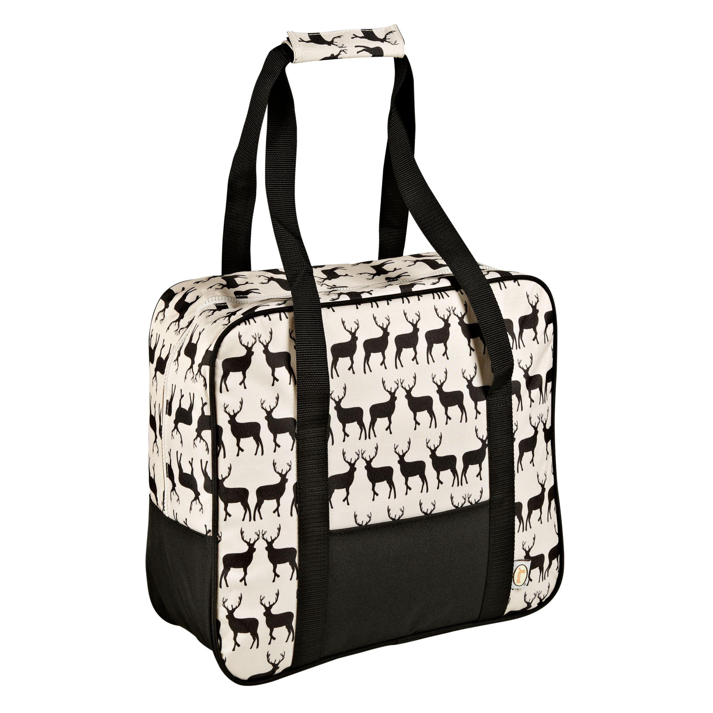 Anorak Kissing Stags Picnic Cool Bag