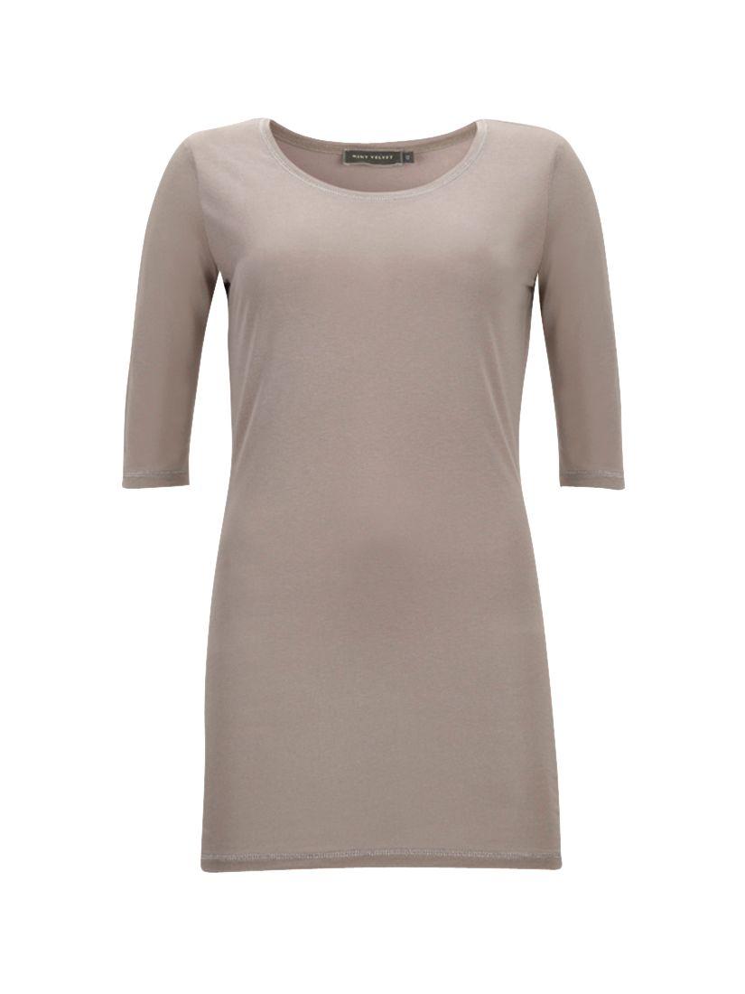 Latte Ballet T-Shirt, Brown