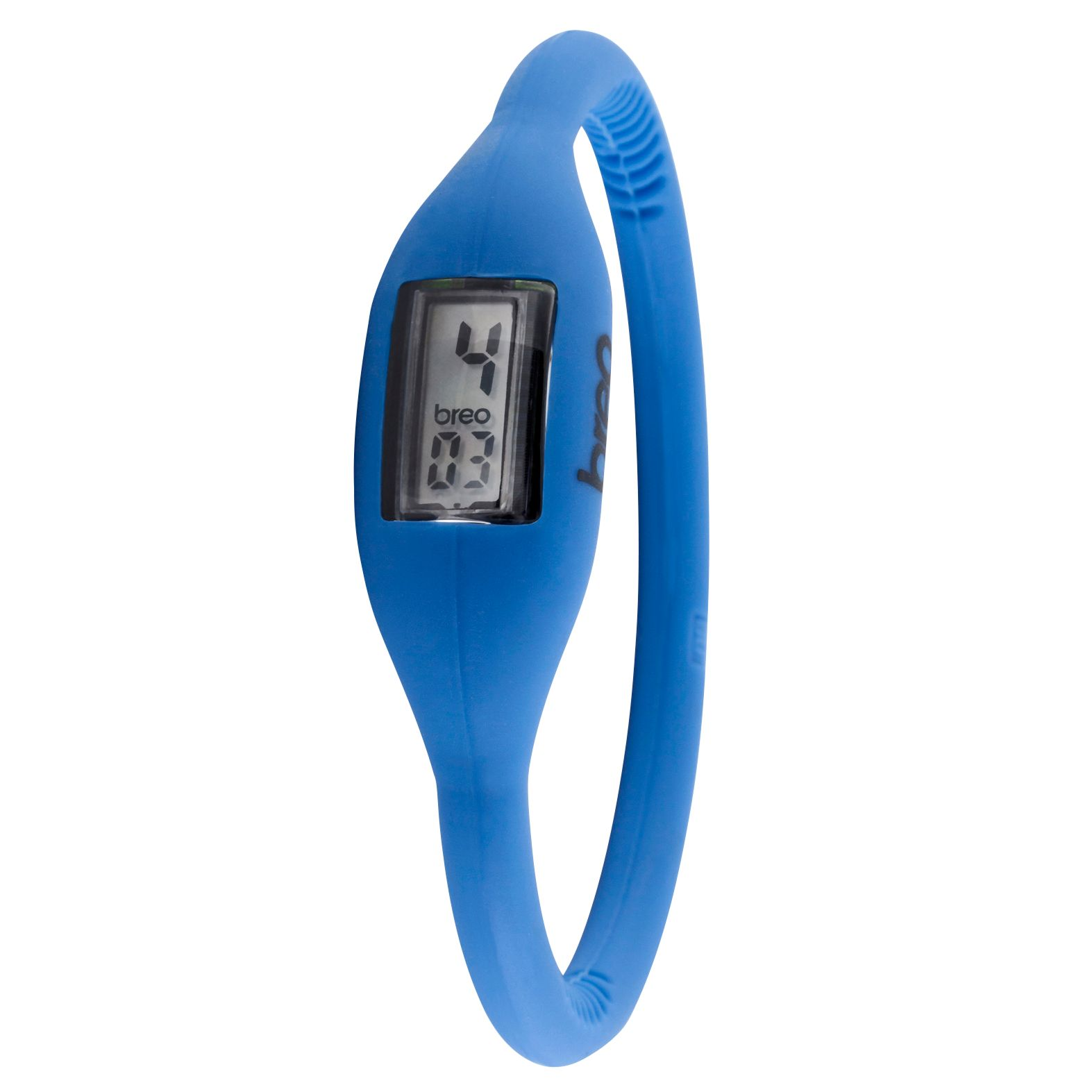 Breo Roam B-TI-RO2 Digital Sports Watch, Sky blue