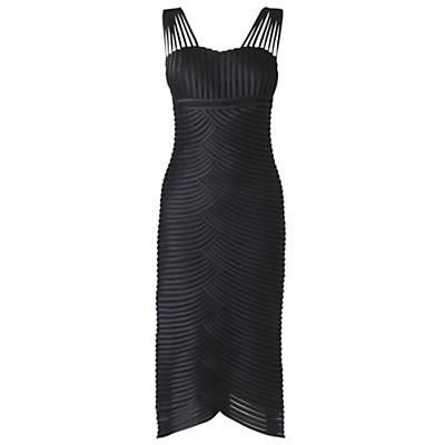 Buy Phase Eight Harriet Dress, Black online at JohnLewis.com - John Lewis
