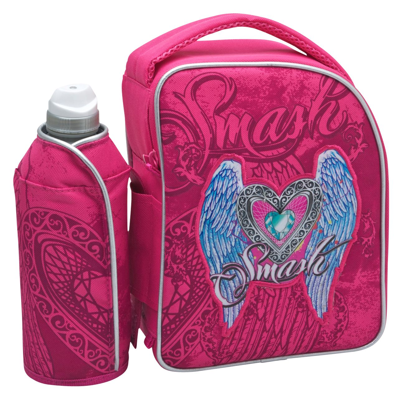 Smash Jewel Wings Lunch Bag and Bottle