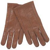 John Lewis Men Cashmere Lined Gloves, Tan