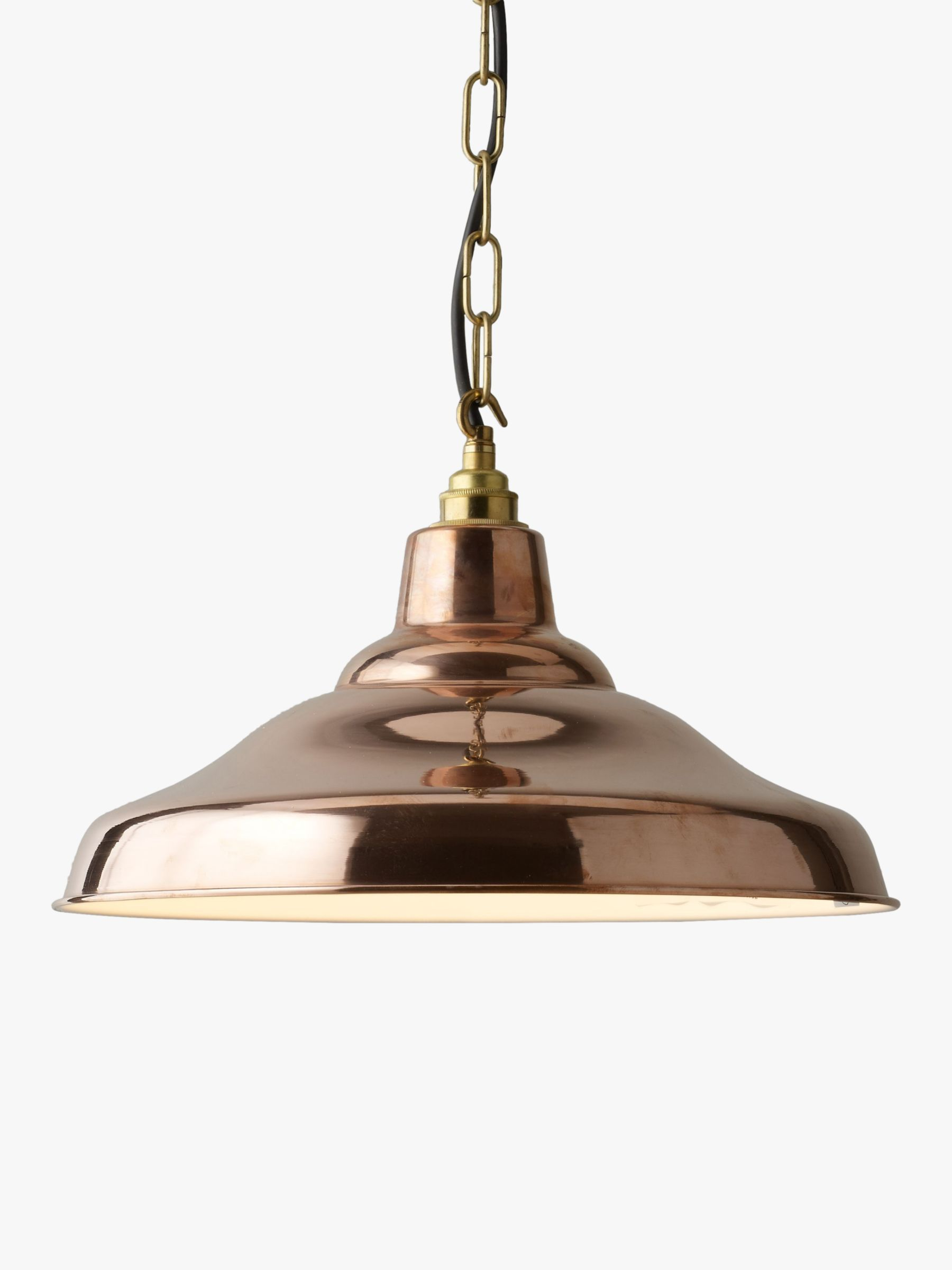 Ceiling Lights In Copper : Davey factory ceiling light copper review compare