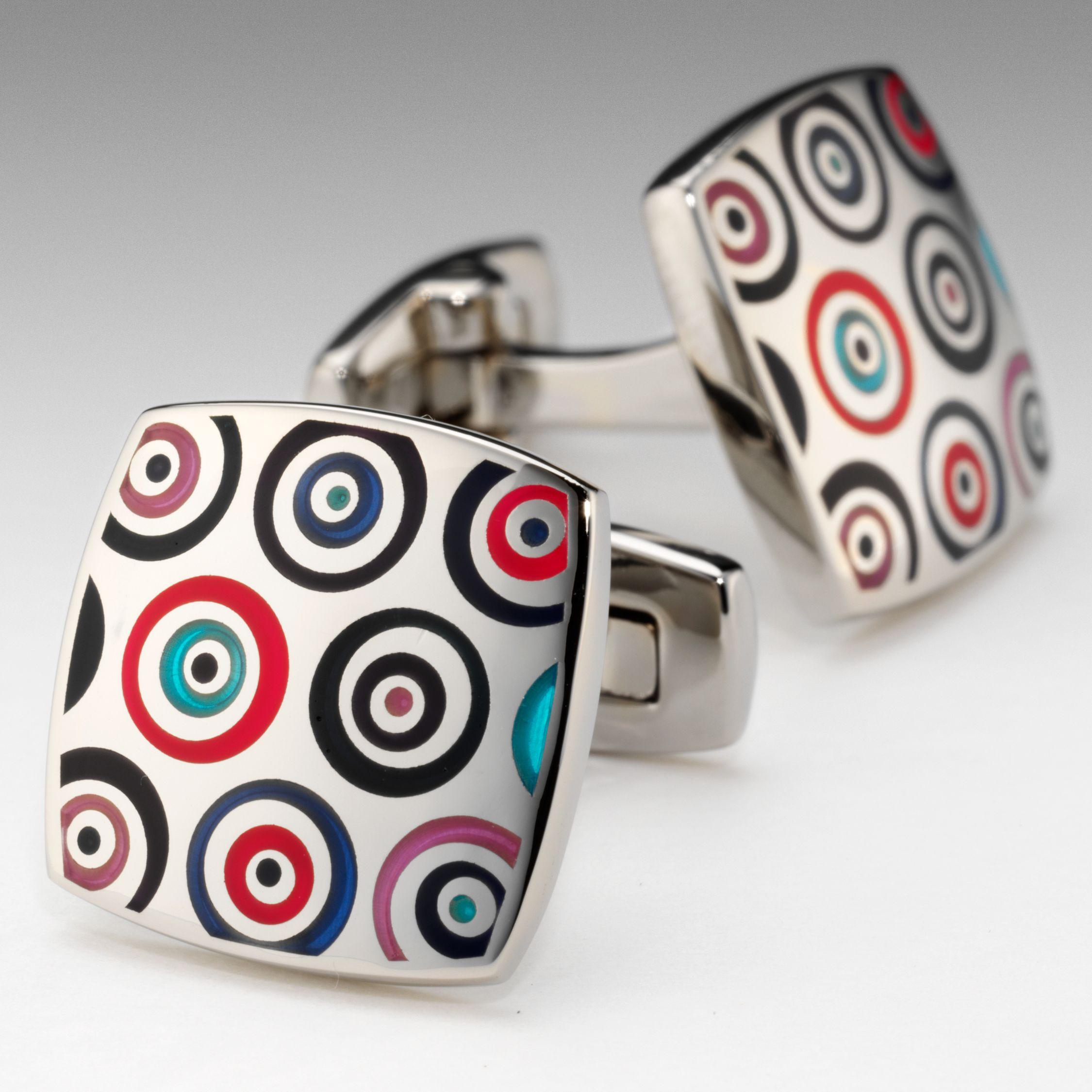 Duchamp Centrality Dot Cufflinks, Multi