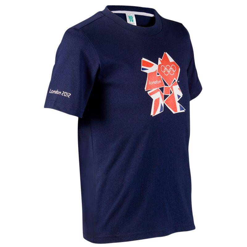 Union Jack T-Shirt, Navy
