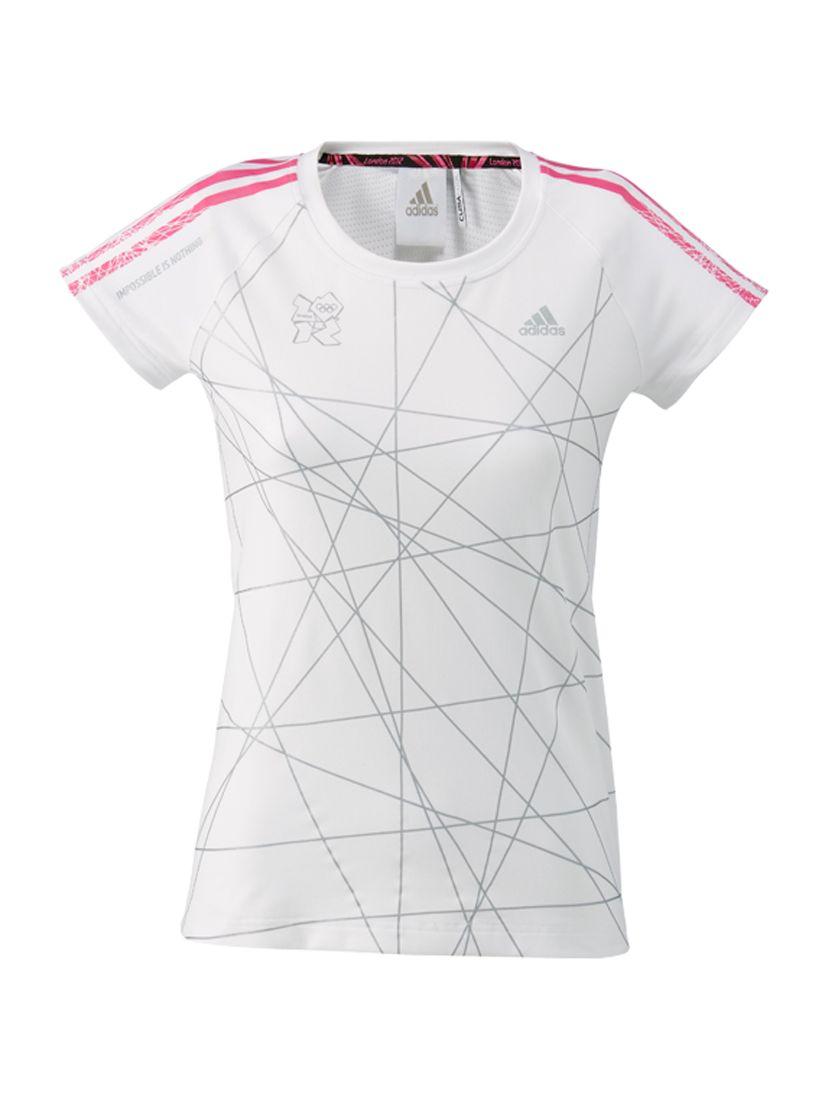 London 2012 Womens Graphic T-Shirt,