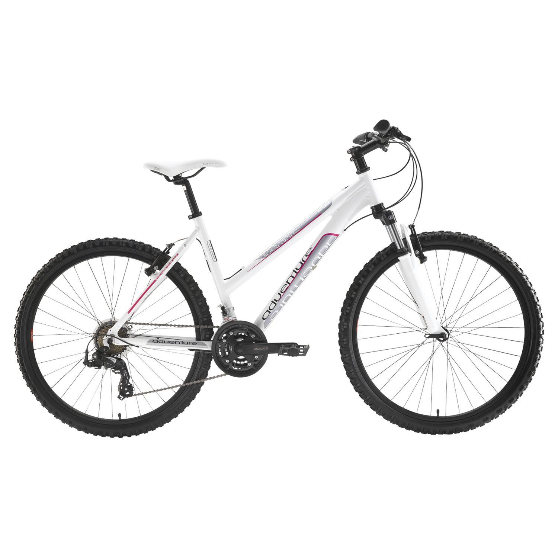 Trail Womens Bike, White/Pink