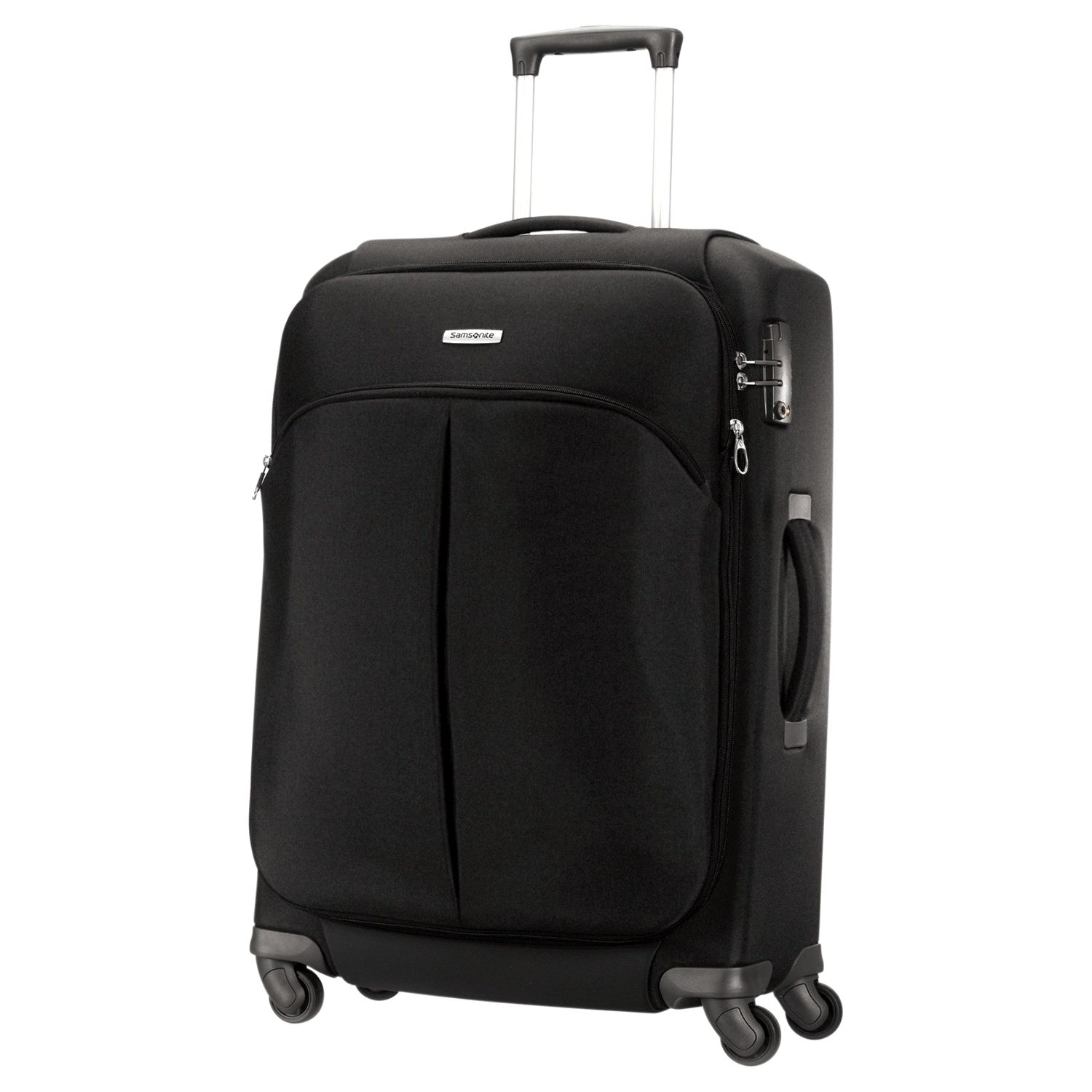 Samsonite Cordoba Duo 4-Wheel Hybrid Suitcase, Graphite