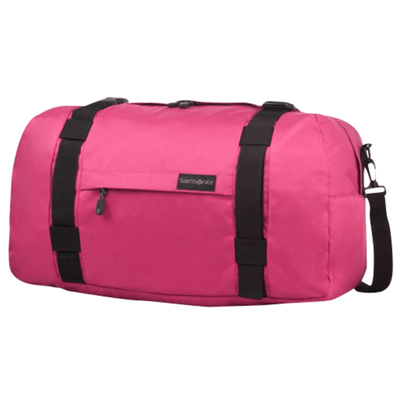 Samsonite Metatrack Duffle Bag, Fuchsia