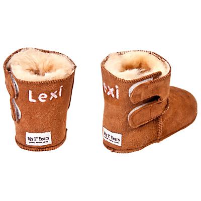 Suede Sheepskin Boots