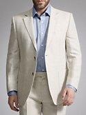 Linen Jackets & Coats