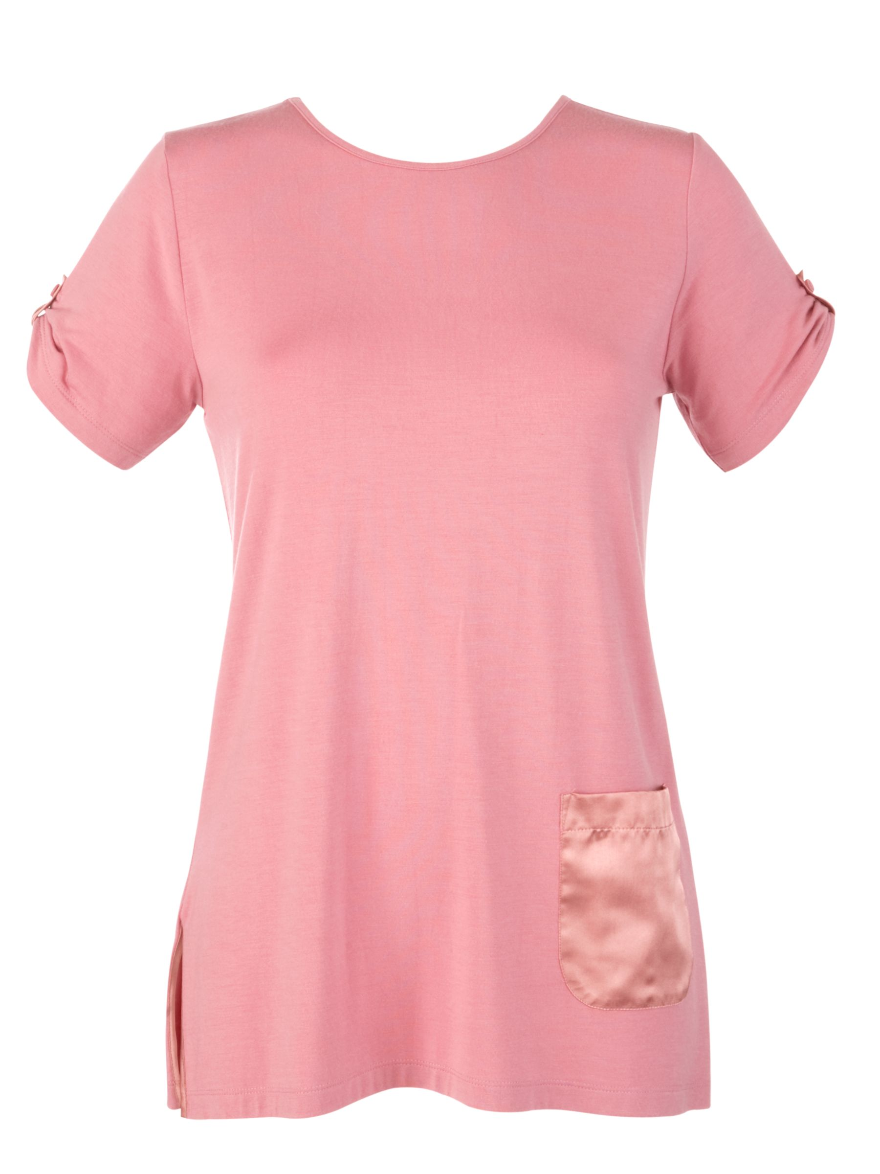 Cyberjammies Dune Pyjama Top, Rose