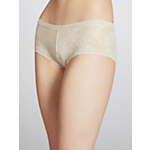 Kinky Knickers Lace Briefs, Ivory