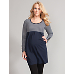Seraphine Thea Nautical Maternity Dress