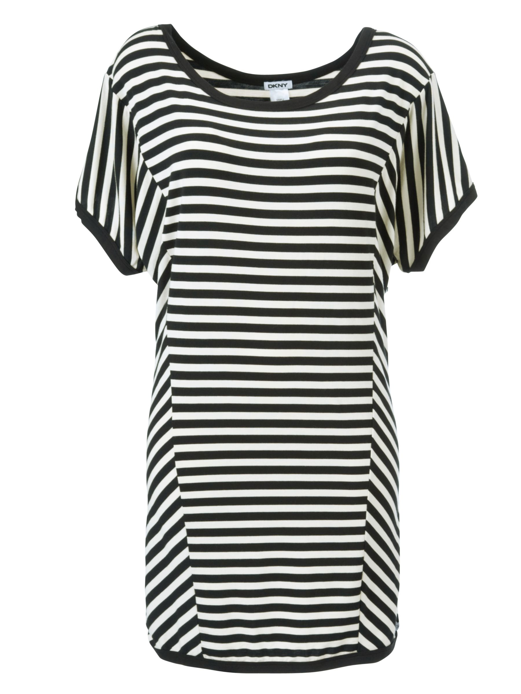 DKNY Modern Times Stipe Nightdress, Multi