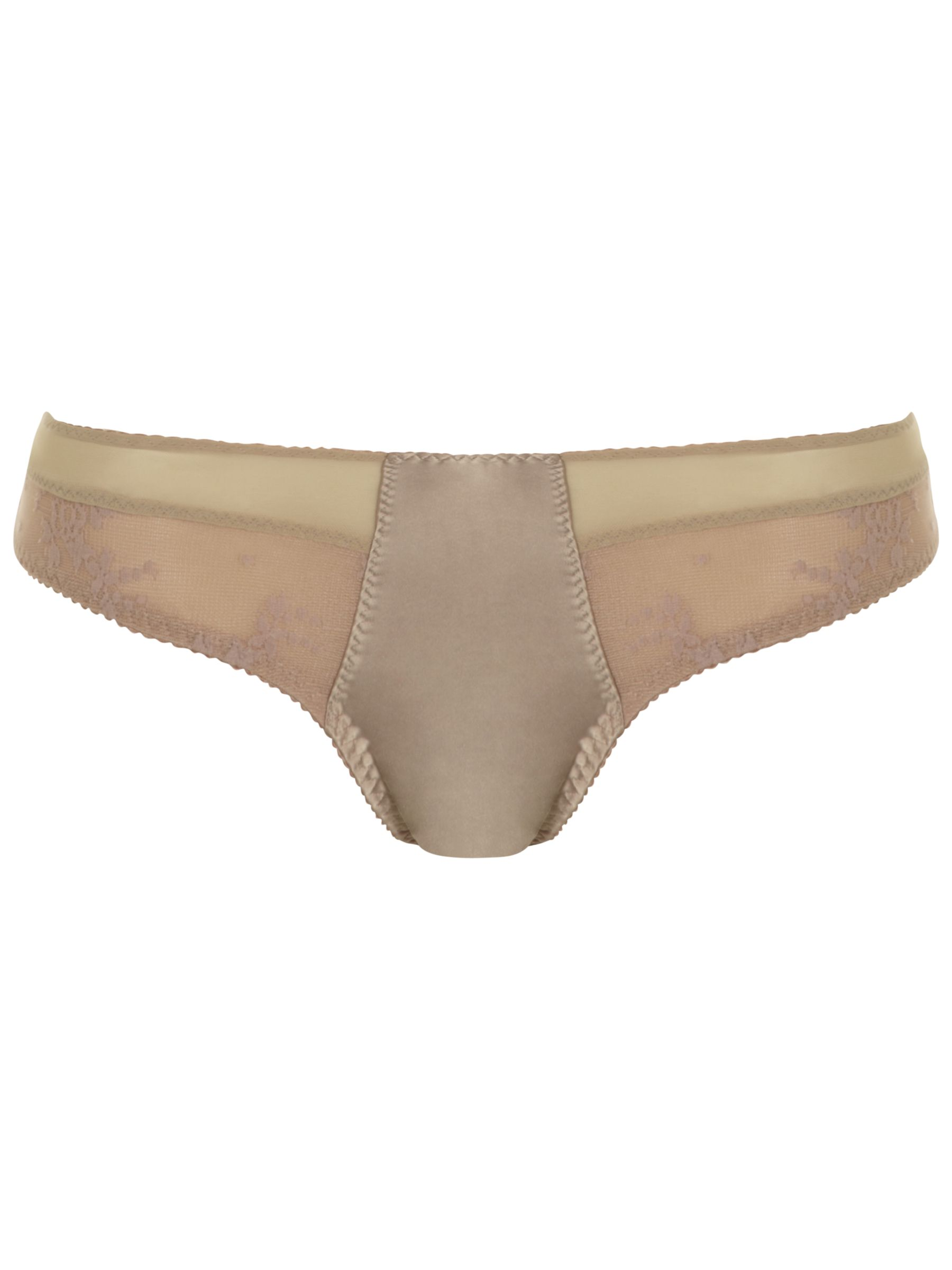 Lovable Vintage Couture Briefs, Nude Pink