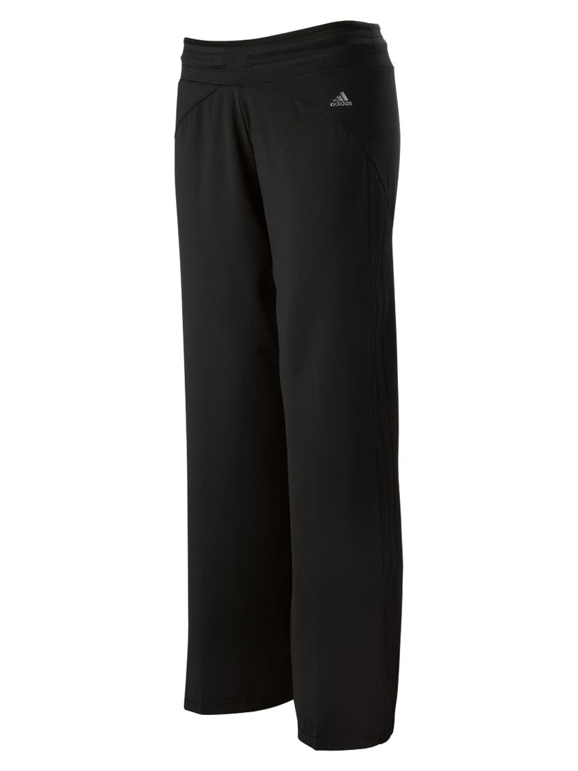 Adidas Climacool Training Core Thai Pants, Black/Matte Gunmetal