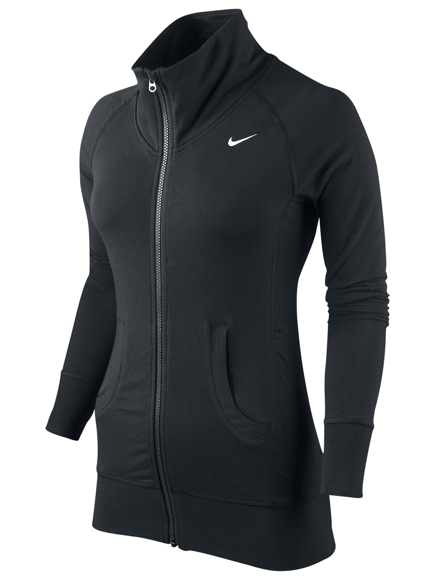 Nike Empire Jacket, Black/White