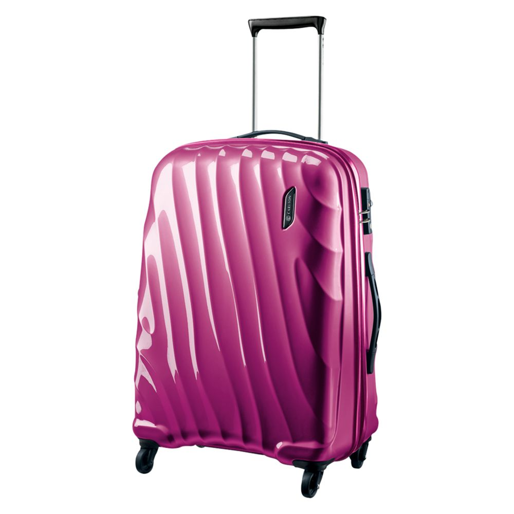 Carlton Dune 4-Wheel Spinner Suitcase, Pink