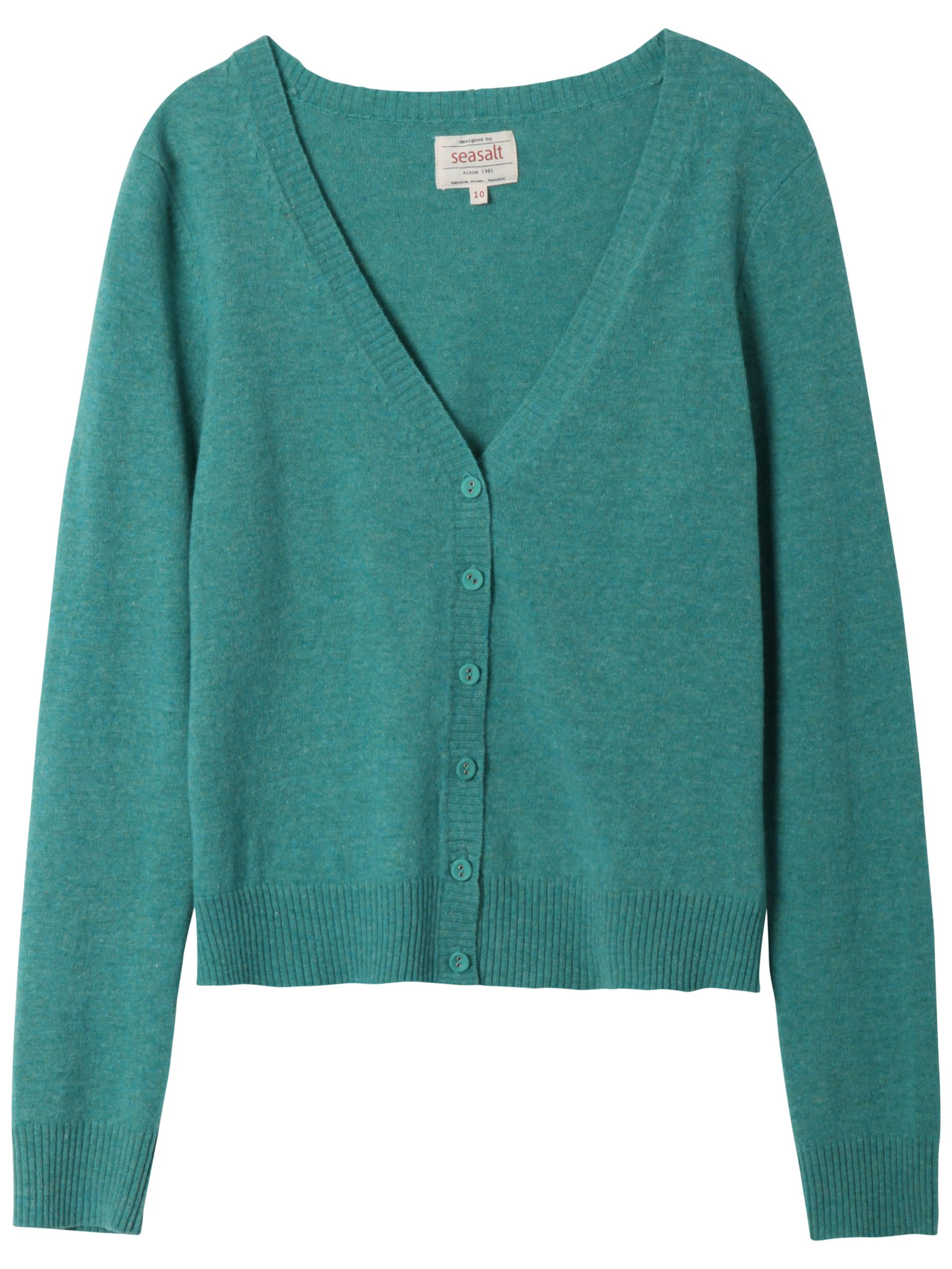 Seasalt Tova Cardigan, Emerald