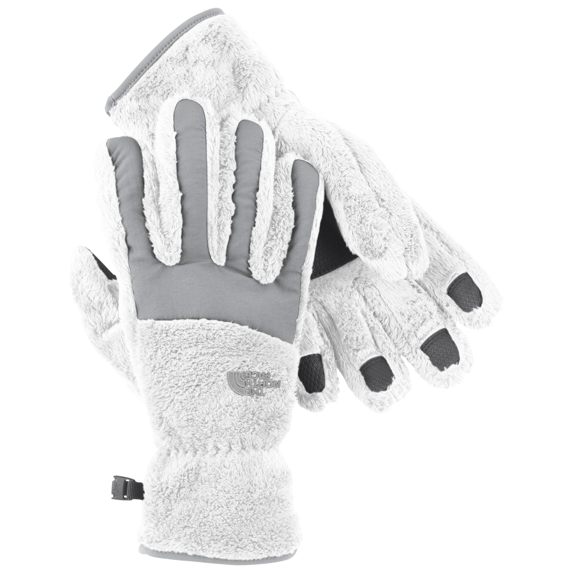 The North Face Women's Denali Thermal Gloves, Vaporous Grey