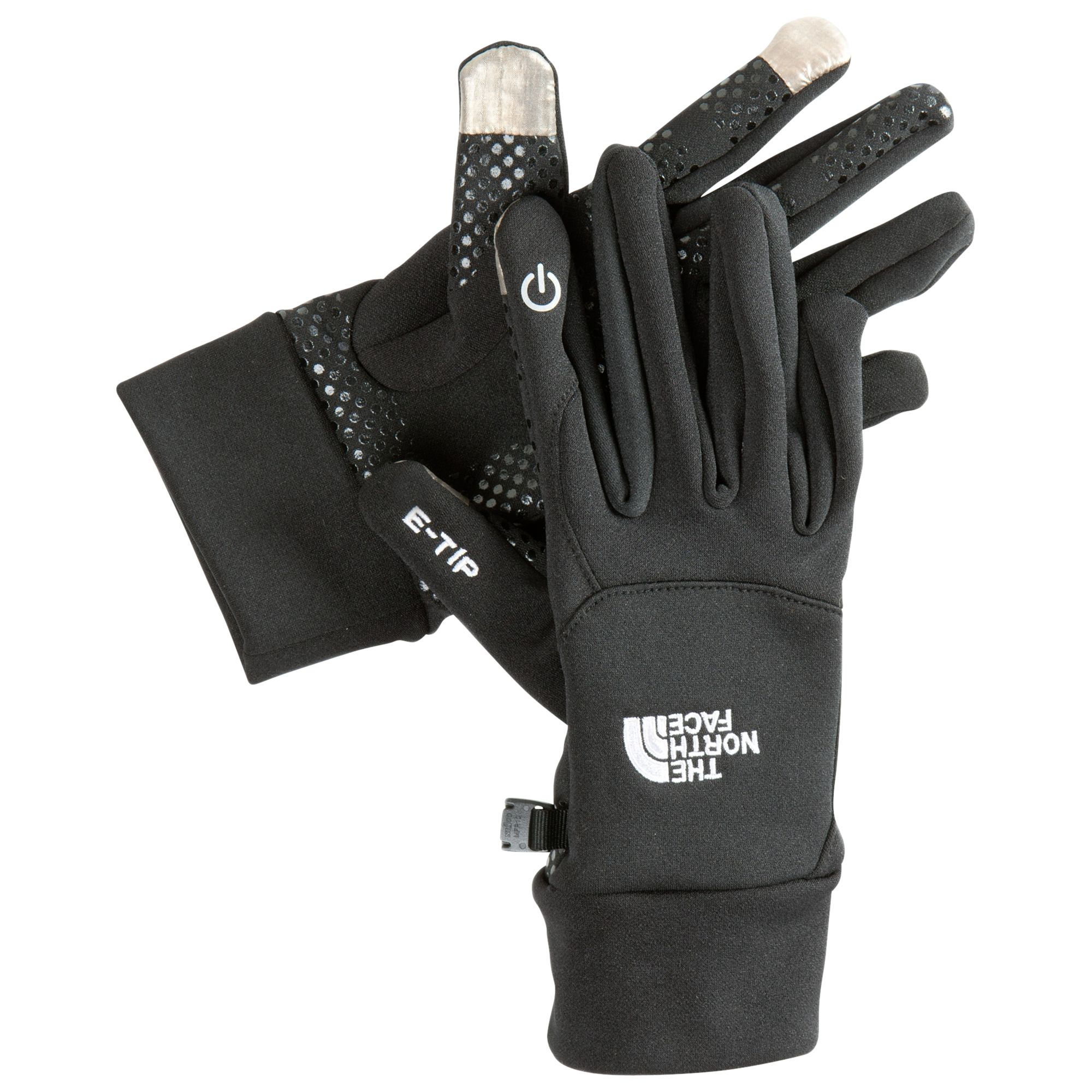 The North Face Women's Etip Gloves, TNF Black