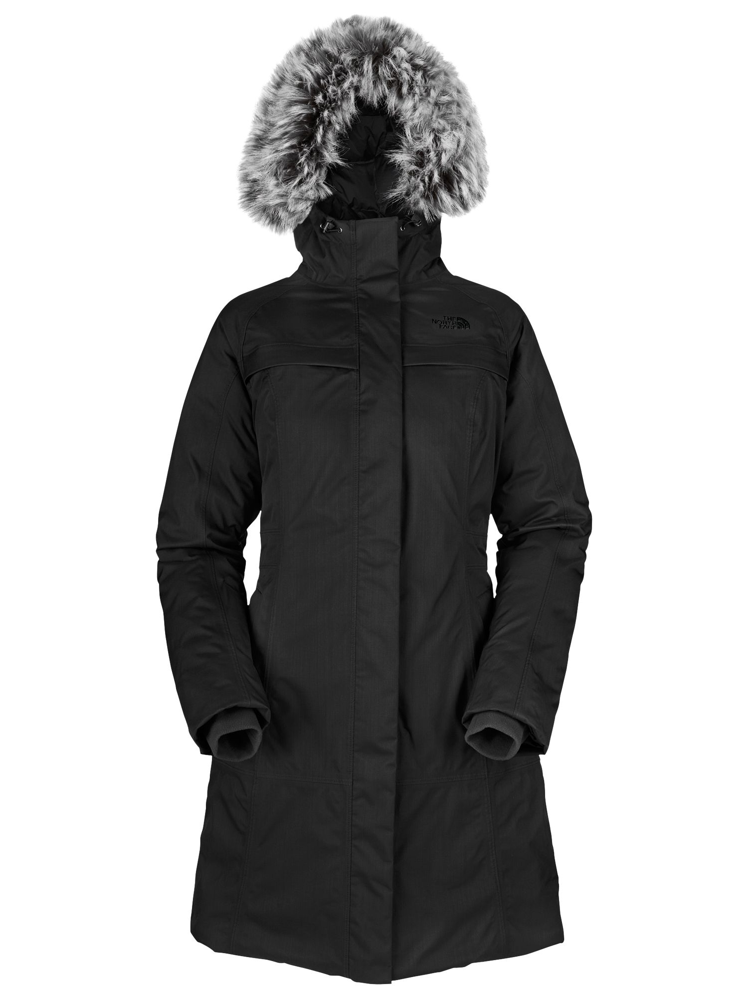 The North Face Arctic Parka, TNF Black