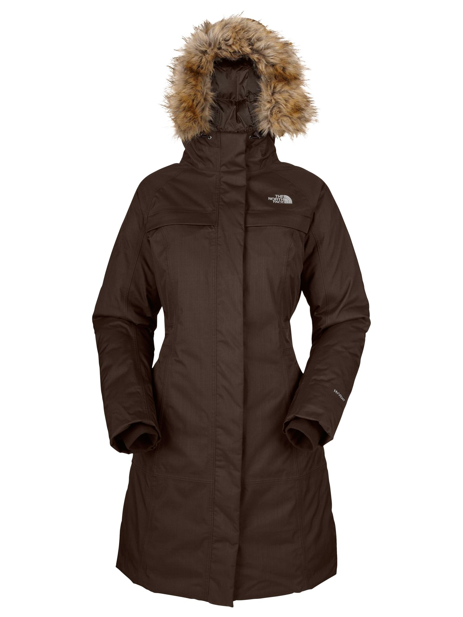 The North Face Arctic Parka, Bittersweet Brown