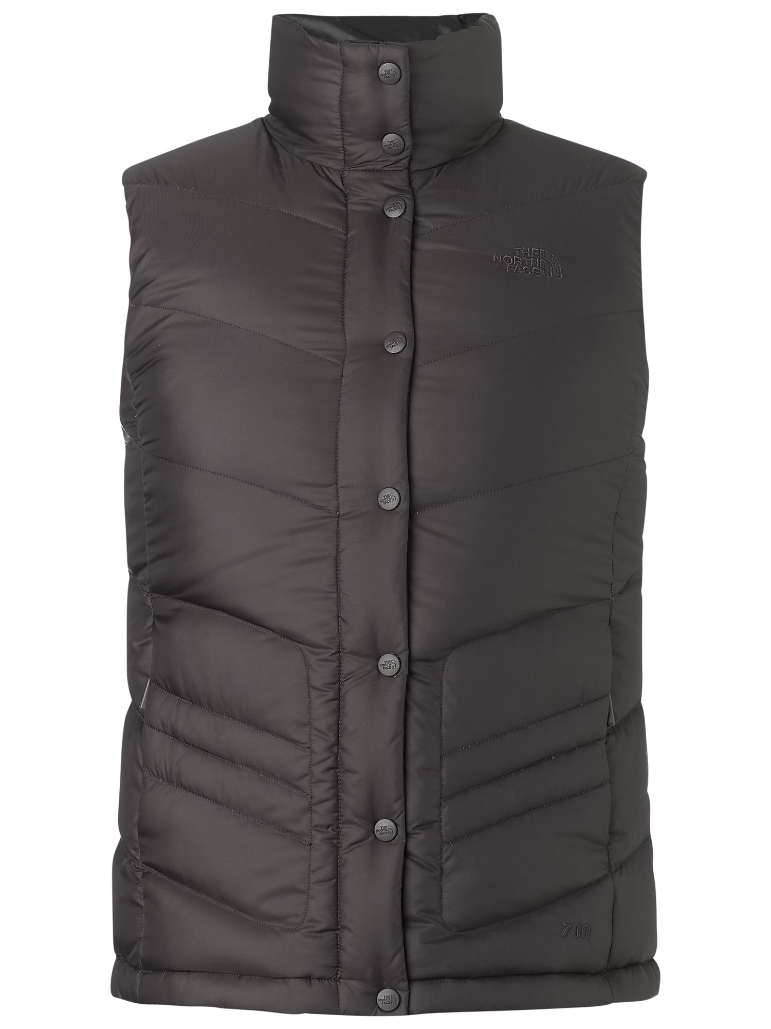 The North Face Carmel Gilet, Graphite Grey