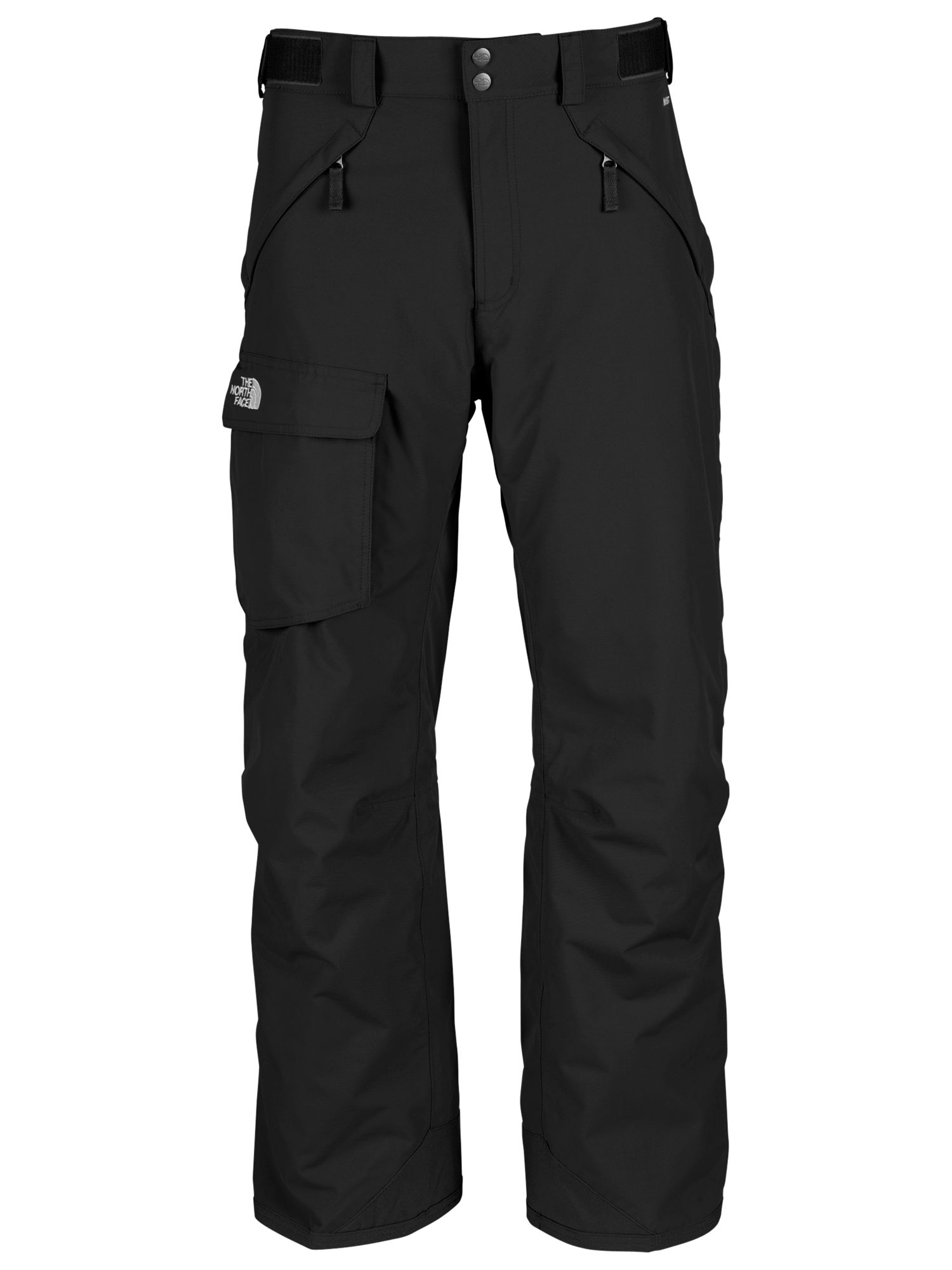 The North Face Freedom Insulated Trousers, TNF Black